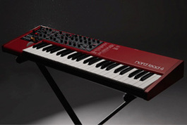 Nord unveils Lead 4 and Drum 2 | DJing | Scoop.it