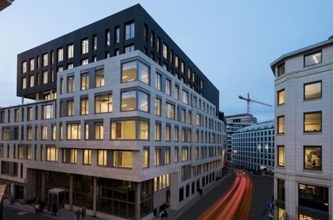"Belgium's first zero-energy office building wins top award | Do you know ""Belgium""? ベルギーって言う国知ってますか? | Scoop.it"