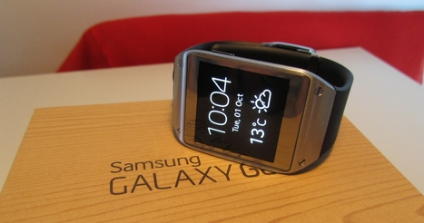 Samsung says there are now over 1,000 apps for its Gear smartwatches   Samsung mobile   Scoop.it