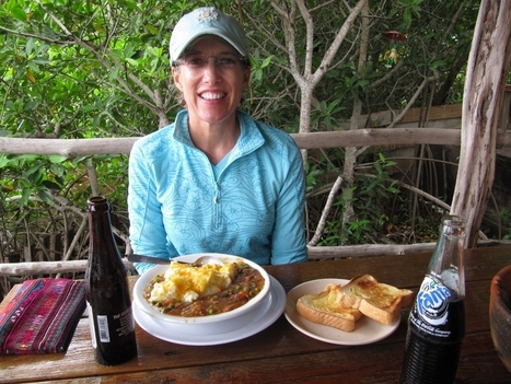 A warming lunch on a chilly day   Belize in Social Media   Scoop.it