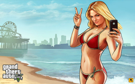 Grand Theft Auto V Release Date | The Gaming Tavern | Scoop.it