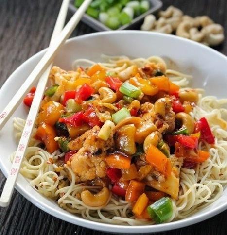 Recetas caseras de cocina: Coliflor con salsa KUNG PAO | Las mejores cosas suceden cuando menos te las esperas | Scoop.it