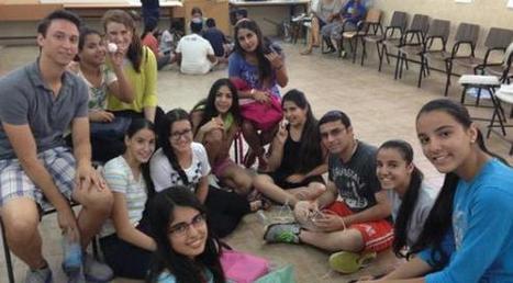 As Rockets Rain, Local Teens In Israel Stay Vigilant   Jewish Education Around the World   Scoop.it