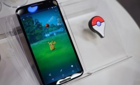 Что такое Pokemon Go и почему они изменят игровой мир в 2016 году | MarTech : Маркетинговые технологии | Scoop.it