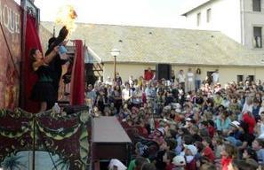 Rieupeyroux. Les festivités de l'été   L'info tourisme en Aveyron   Scoop.it