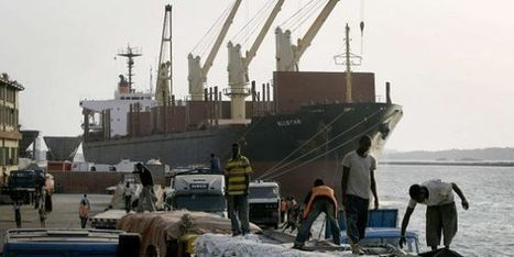 Après Abidjan et Kribi, le chinois CHEC décroche le contrat d'extension du port de Conakry - JeuneAfrique.com | Herbovie | Scoop.it