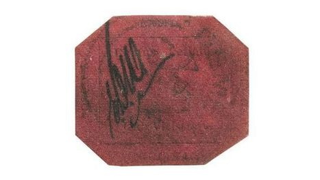 One-cent stamp from 1856 sold at auction for $9.5M | Xposing e-commerce, fashion & unique items. | Scoop.it