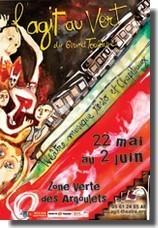 L'Agit au Vert du Grand Toulouse du 22 mai au 2 Juin, zone verte des Argoulets | Culture aux environs du collège René Cassin | Scoop.it