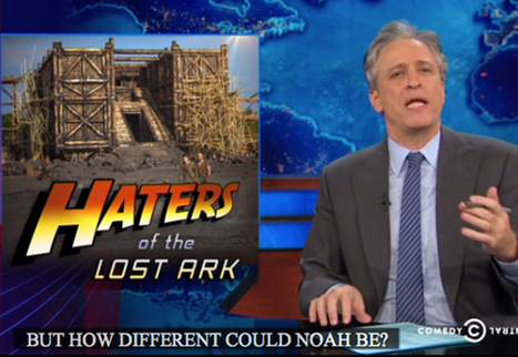 Jon Stewart proves Christians are totally not reading the Bible before bashing Hollywood | See You At The Movies | Scoop.it