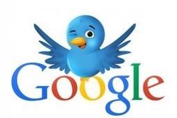 Alliance Google et Twitter   Actualités Référencement Page 1   Scoop.it
