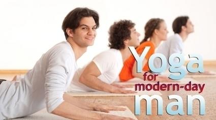 Yoga For The Modern-day Men     Art of Living India   Art of Living   Scoop.it