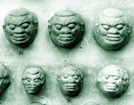 Why Sacred Egyptian Scarabs Bear the Faces of Black Men | Ancient Egypt and Nubia | Scoop.it