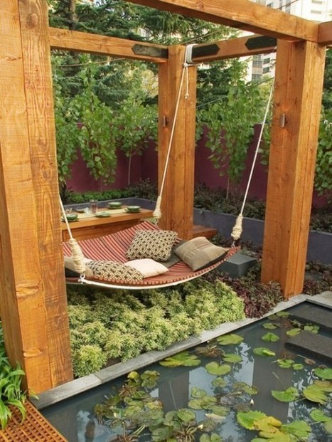 Modern Outdoor Furniture Trends 2012 Ideas - Brave Home Design ... | Inspirational Ideas | Scoop.it