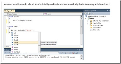 Visual Studio and Arduino | Arduino Focus | Scoop.it