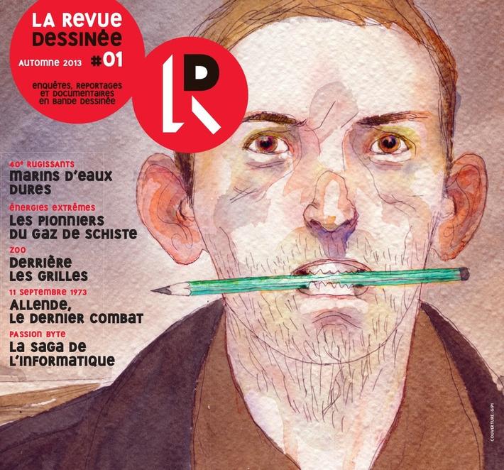 La Revue Dessinée réinvente la bande dessinée reportage | Nonfiction | À la une | Scoop.it