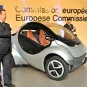 Fold-up car of the future unveiled for Europe | Restorative Developments | Scoop.it