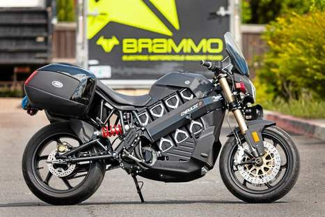 LAPD testing electric motorcycles | Brammo Electric Motorcycles | Scoop.it