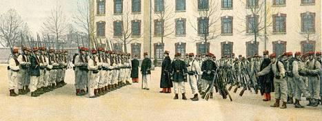 L'armée française de l'été 14 | Nos Racines | Scoop.it
