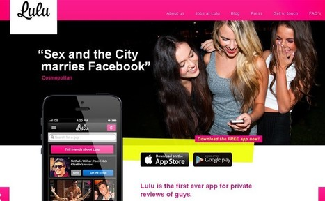 Women-only app which objectifies men available on iPhones - Telegraph | Resources for Professional Women | Scoop.it