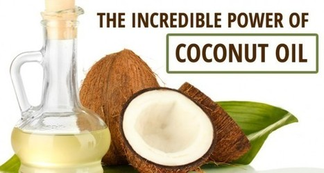 Coconut Oil Benefits: The Incredible Power of Coconut Oil | LOCAL HEALTH TRADITIONS | Scoop.it