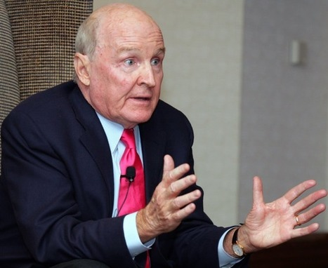 MOOCs and Online Learning: An Interview With Jack Welch - Edudemic | Ed Tech and E-Learning | Scoop.it
