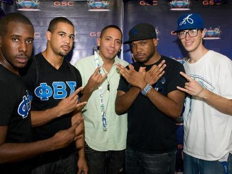 Twitter / GREEKSPIRITCUFF: Picture of the Day features ... | Phi Beta Sigma | Scoop.it