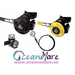 Octopus Pack Beuchat VRT 30 DIN | www.oceanomare.eu | Scoop.it