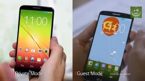 The LG G2 Guest Mode.. a closer look | Mobile IT | Scoop.it