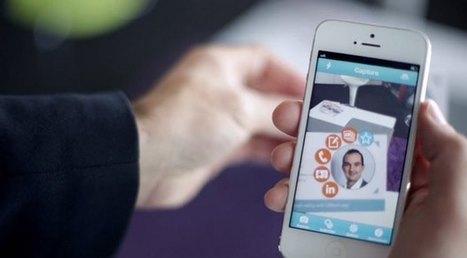 NOUVELLE génération de QR codes : BleamCard, la... | Expériences Digitales, expériences digitales interactives et Gamification | Scoop.it