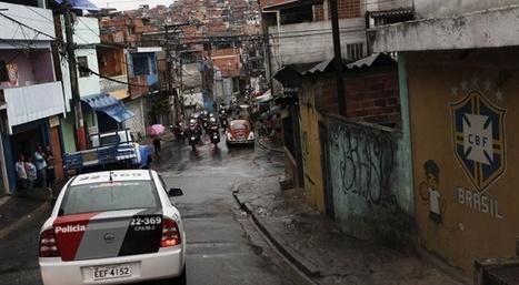 La police militaire de Rio entraînée par des paramilitaires américains | Slate.fr | The Dark Side of Brazil | Scoop.it