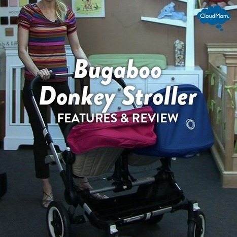Features and Review of the Bugaboo Donkey Stroller | CloudMom | My Parenting Tips | Scoop.it