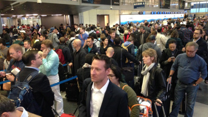 Nightmarish Lines Continue At Airport Security Checkpoints | anonymous activist | Scoop.it