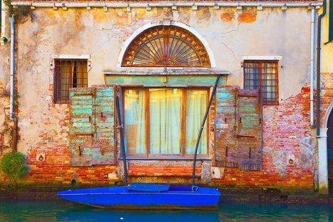 VENEZIA CANAREGGIO - Jean-Luc Bohin | Circulations - #Tissages | Scoop.it