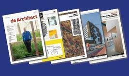 Thema juninummer de Architect: Circulair Bouwen - nieuws - nieuws - de Architect | Built Environment | Zuyd Bibliotheek | Scoop.it