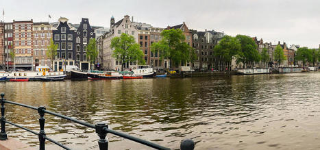 """Amsterdam is Now Europe's First Named """"Sharing City"""" 