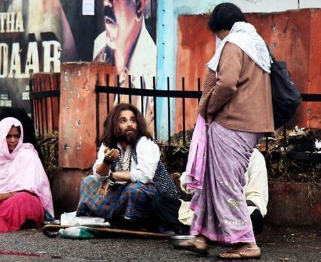 Actress caught begging outside Hyderabad railway station! - thehyderabadtimes | ENTERTAINMENT | Scoop.it
