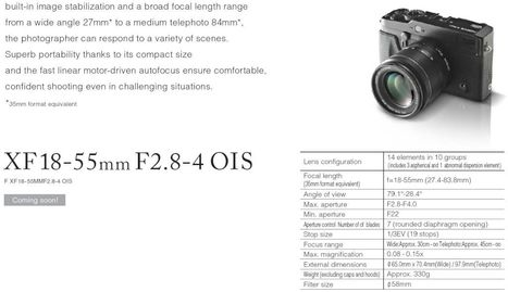Fuji Guys Post about 18-55mm and 14mm | First Preview Pictures | Fuji X-Pro1 | Scoop.it