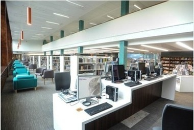 Exeter's refurbished library  attracts nearly 800 new members in two weeks | Libraries in Demand | Scoop.it