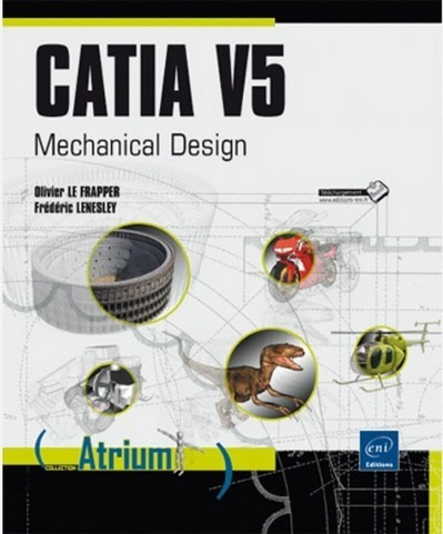 Livre Catia V5 | 3D Library | Scoop.it