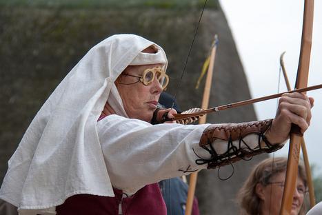 longbow shoot | Archaeology News | Scoop.it