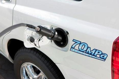 Toyota to market hydrogen vehicles in 2015; Linde starts small-series production of fueling stations | Architecture and sustainability | Scoop.it