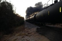 Oil Train Derails And Explodes In Alabama   GMOs & FOOD, WATER & SOIL MATTERS   Scoop.it
