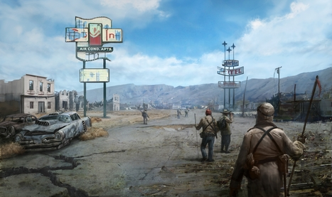 Allow Us To Help – The Differences Between Steampunk, Dieselpunk, Cyberpunk, Post-Apocalyptic and More | Geeky Freaky | steampunk | Scoop.it