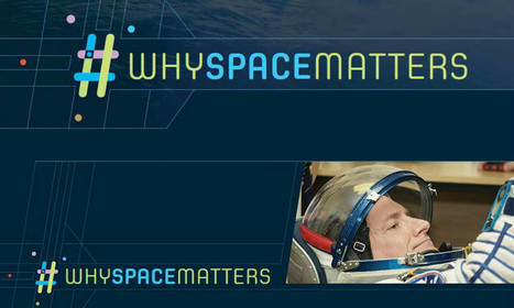 #WhySpaceMatters on Earth | Politically Incorrect | Scoop.it