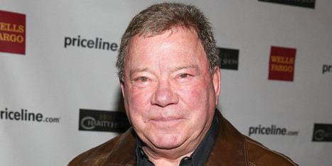 William Shatner Quits Twitter, Comes Back - Huffington Post | Social Media Butterflies | Scoop.it