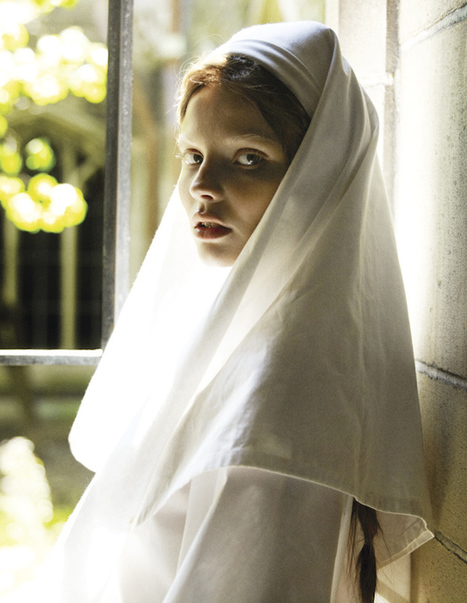 Photography Blog: Fashion Photography by Sebastian Faena | Simonpeckham photography | Scoop.it
