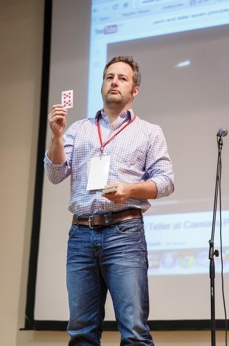 Storytelling is magic, by Chris Jones | blogging for money | Scoop.it