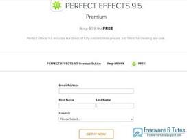 Offre promotionnelle : Perfect Effects 9.5.1 Premium Edition gratuit !   Freewares   Scoop.it