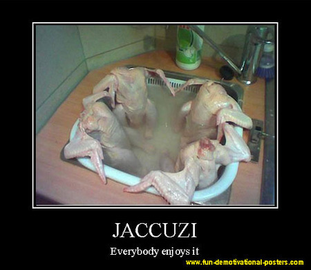 Demotivational poster jaccuzi | fun demotivational posters | Demotivational posters | Scoop.it