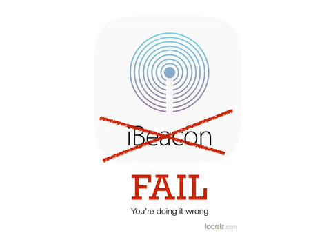 The Top 5 reasons iBeacon projects fail | All things Filemaker  Go | Scoop.it
